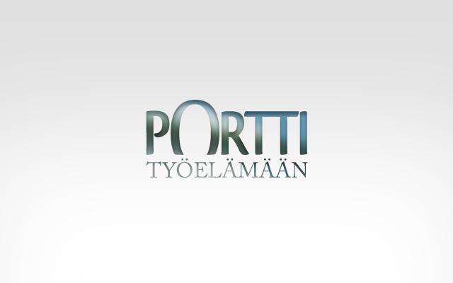 PORTTI Työelämään logo