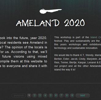 Ameland 2020